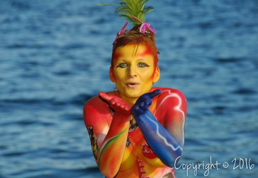2005 BodyPainting